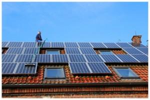 Solaranlagenreinigung für Privat- und Geschäftskunden